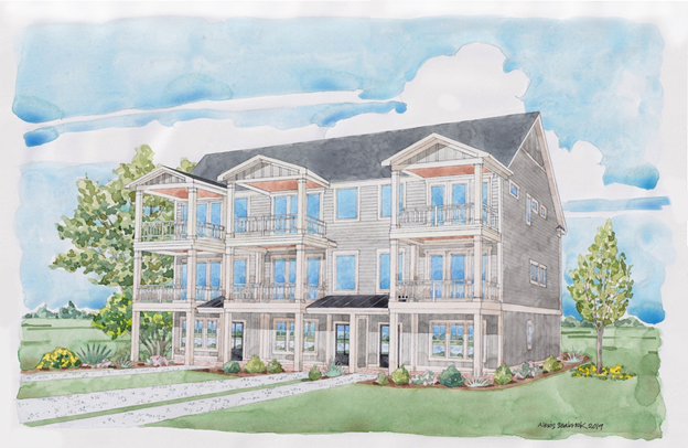 Mariner's Watch Townhomes